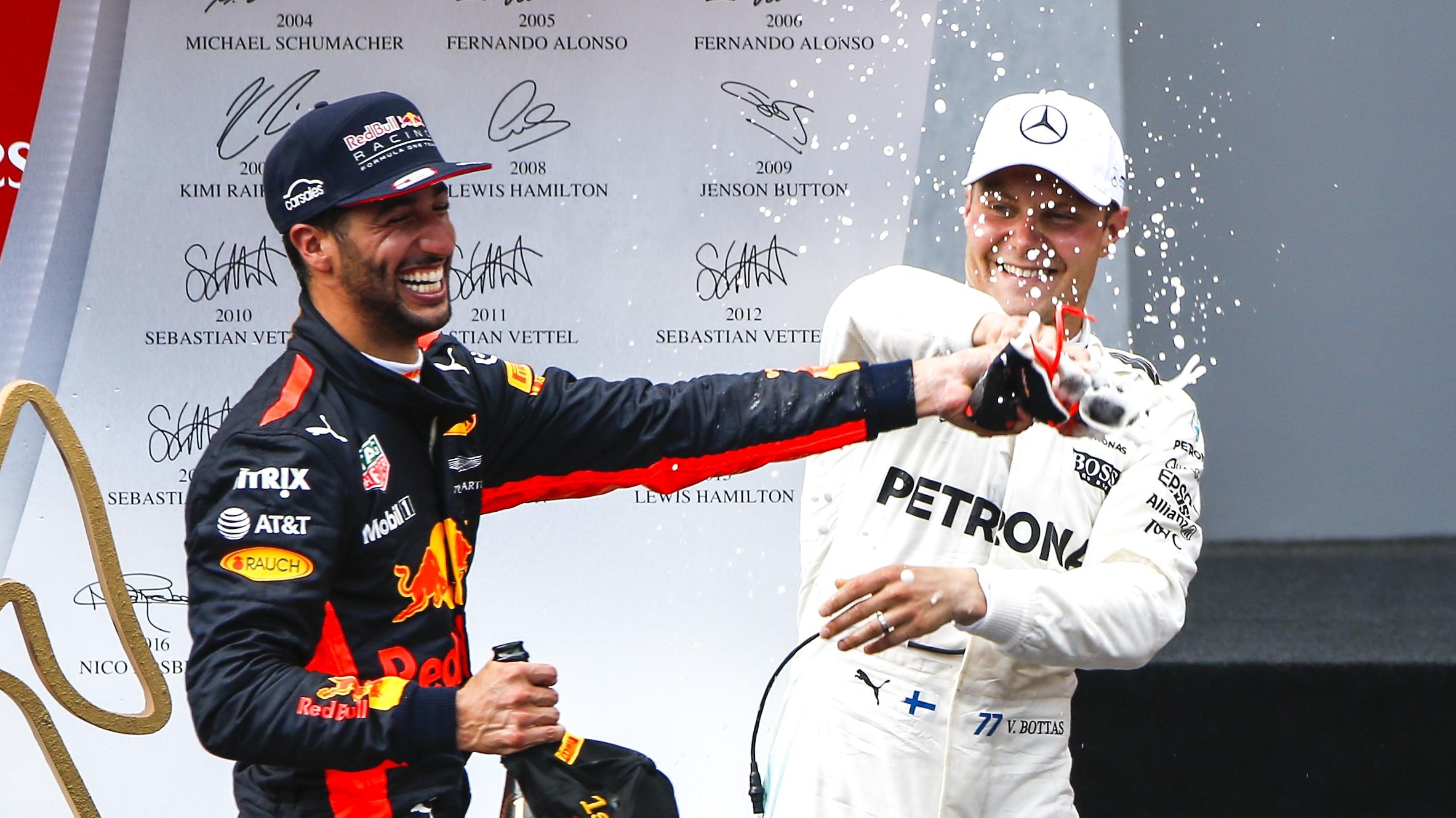 The 2017 Formula 1 Grosser Preis von Osterreich Review