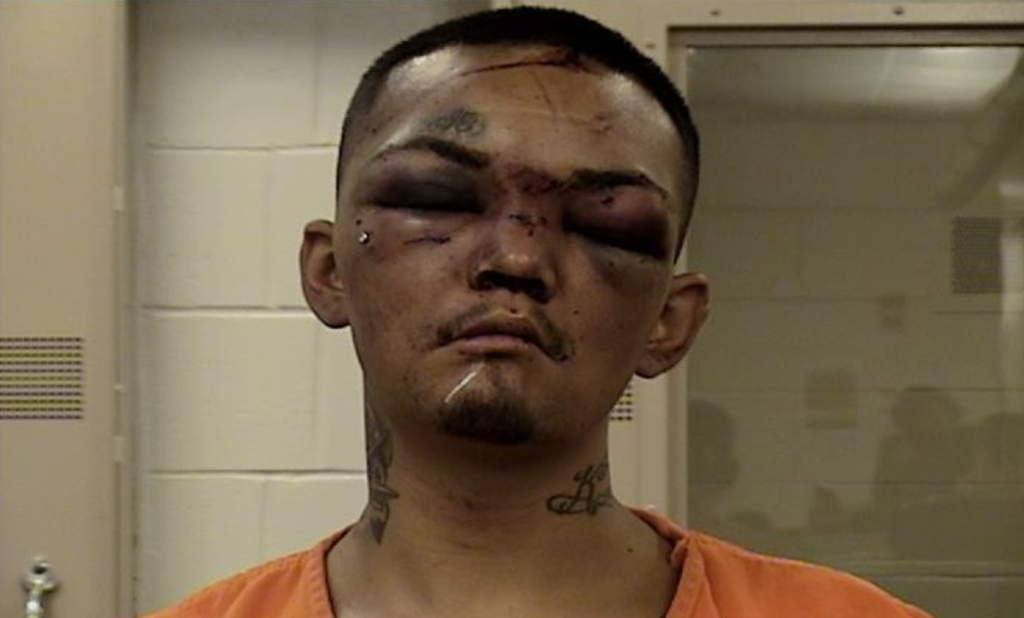 BUSTED: Football Players Beat Up Carjacker for Trying To Steal Their Car