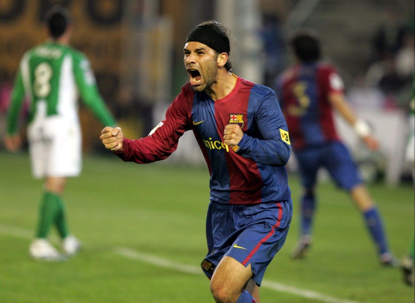 san francisco 4a3ec caae5 Former Barcelona Midfielder To Be Punished For Drug ...