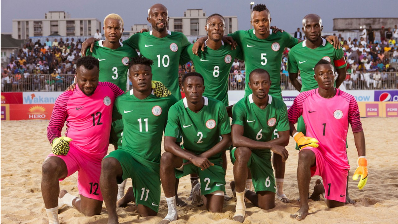 Super Sand Eagles Crashes Out Of World Cup