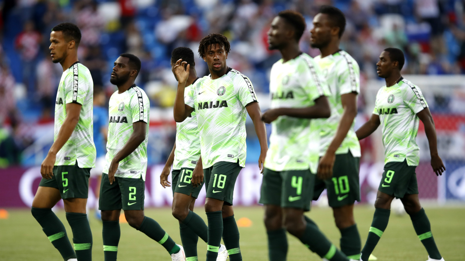 e28614c8 Inside AFCON: Players Who Will be Dropped from Gernot Rohr's 23-man ...