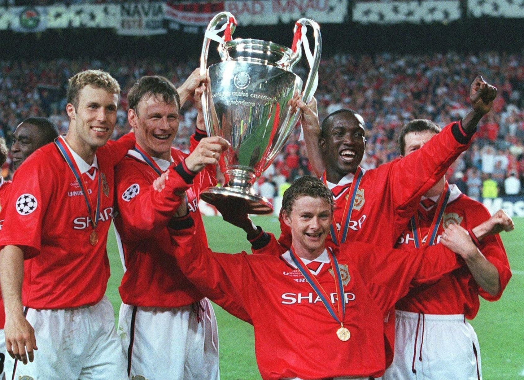 Manchester United 99 Champions League Final