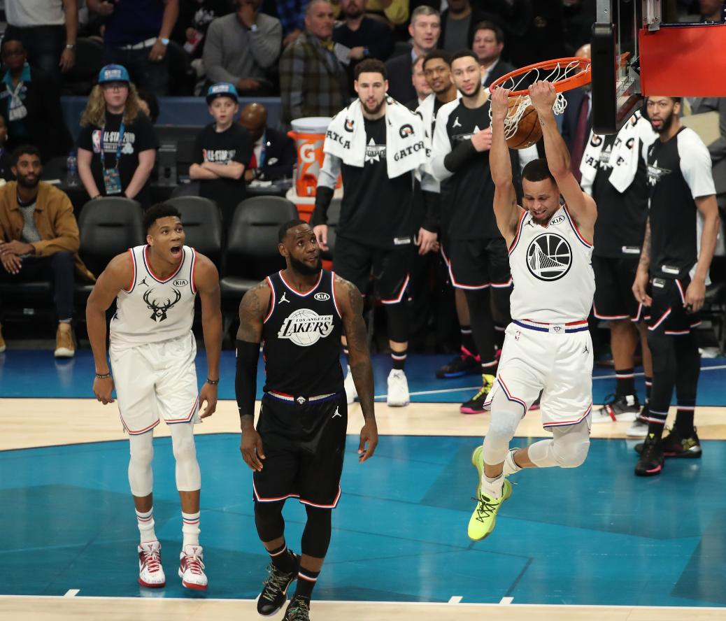 c6da5c1c6 BASKETBALL  What We Missed At The 2019 NBA All-Stars Game
