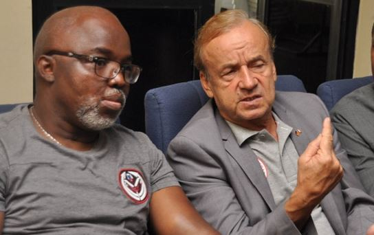 Image result for NFF SET TO BEGIN CONTRACT RENEWAL TALKS WITH GERNOT ROHR