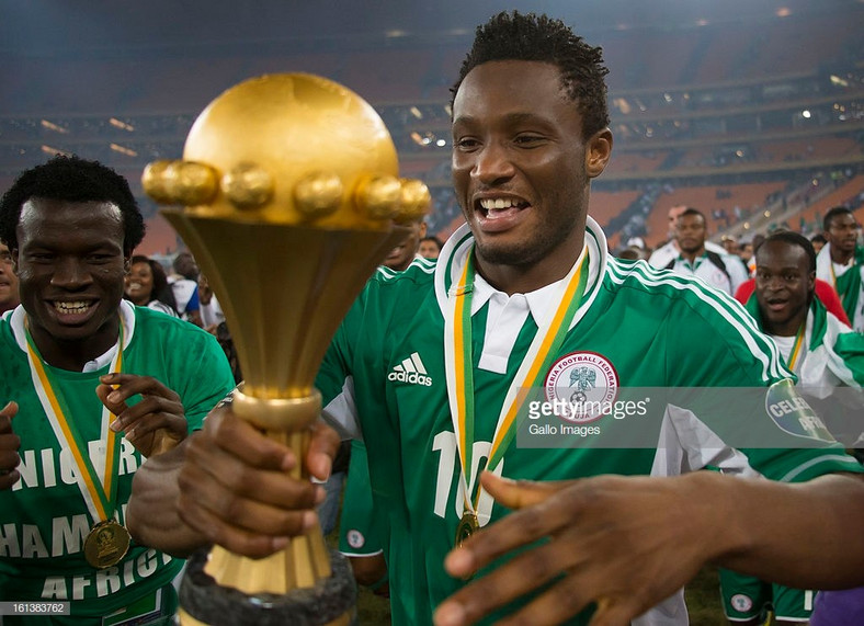03902429667 JOHN OBI MIKEL - The Constant Variable