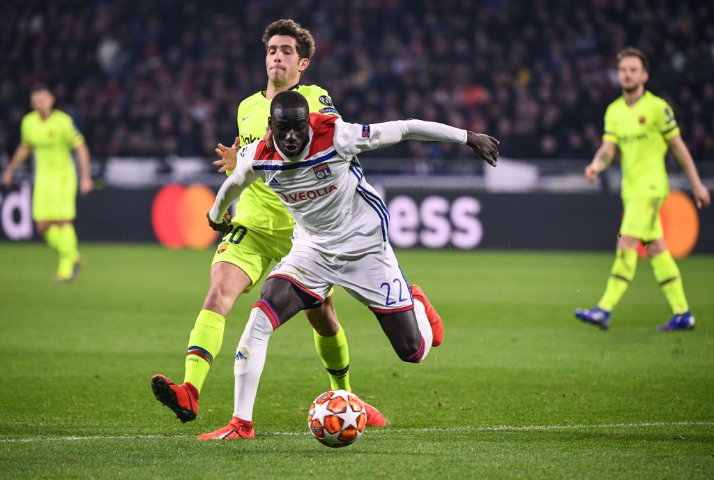 Image result for Ferland Mendy