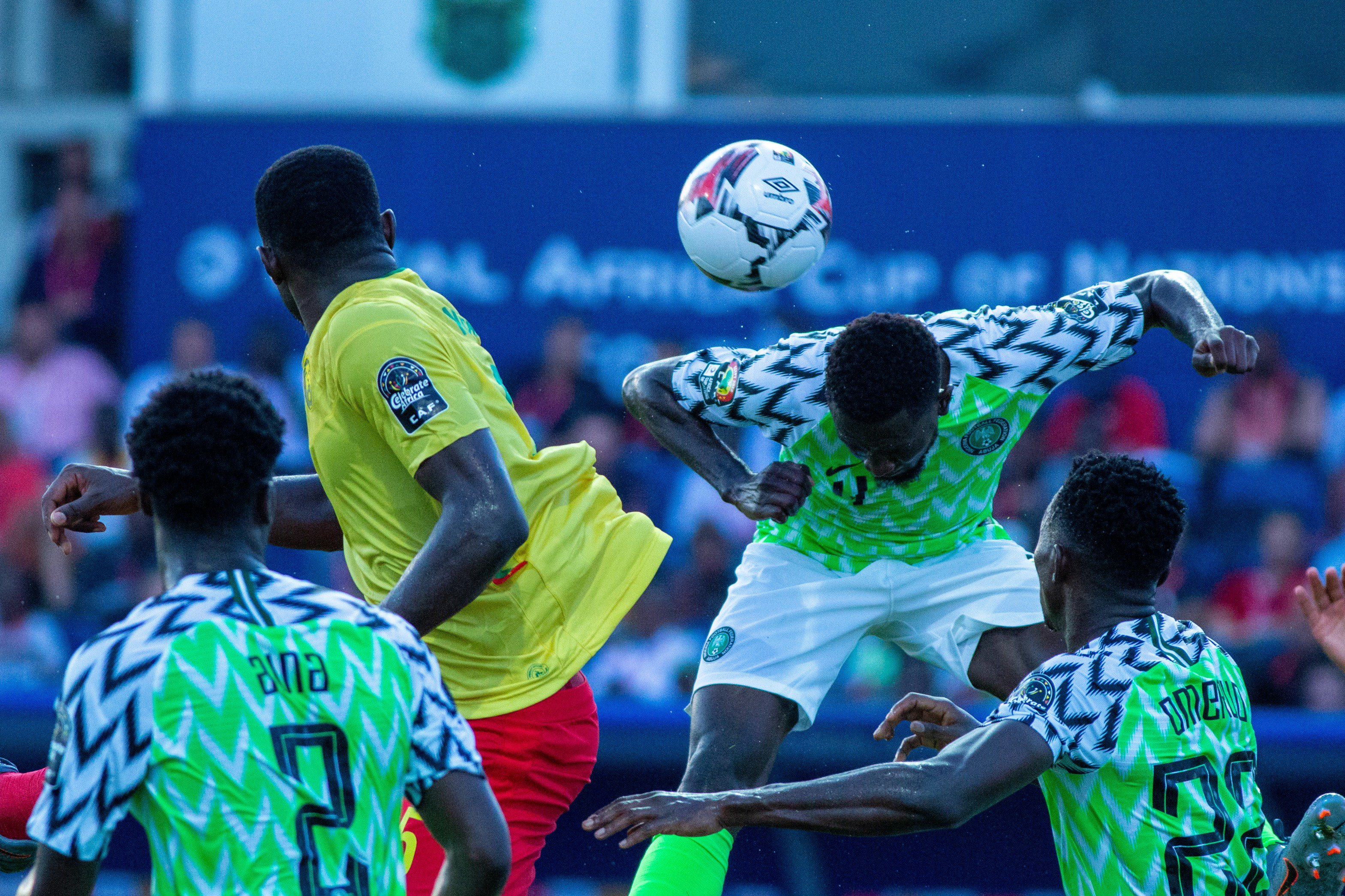 Image result for nigeria vs cameroon