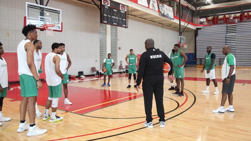 Image result for Ike Diogu d'tigers training 2019