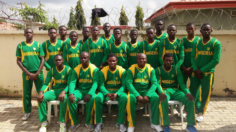U19 Cricket Team Nigeria Busy Buddies