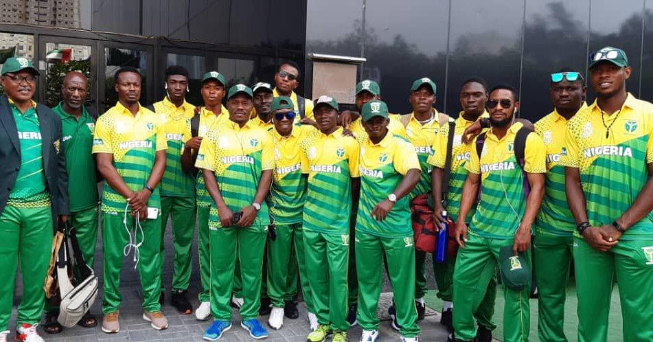 Nigeria Cricket National Team
